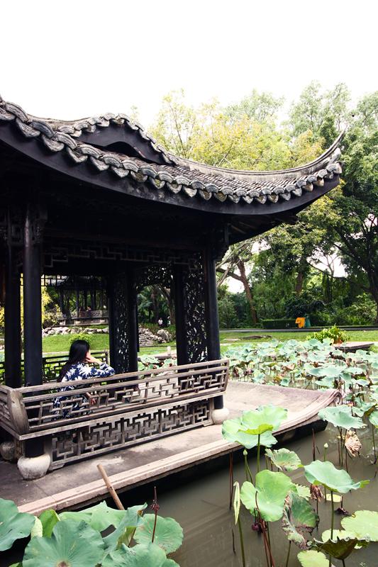 สวนจีน สวนหลวงร.9