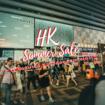 Hongkong Summer Sale ลดทั้งเกาะฮ่องกง